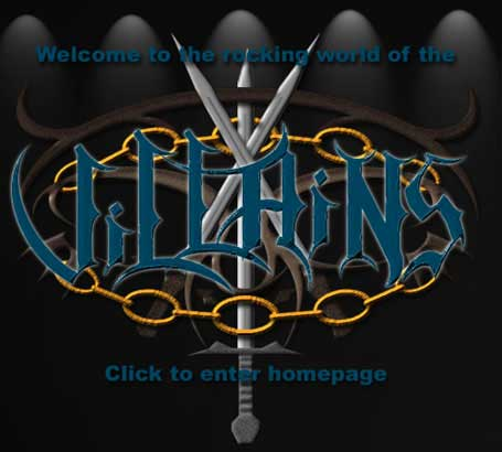 Click to enter thevillains.de!